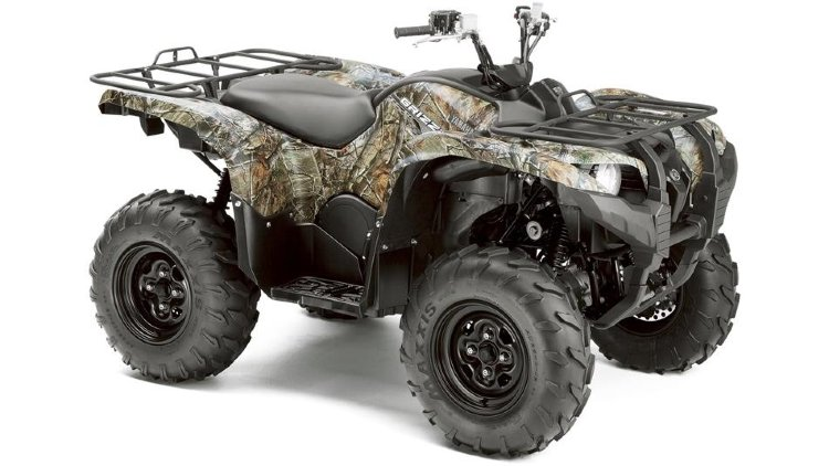 квадроцикл yamaha grizzly 350 купить